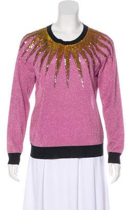 Gucci 2016 Embellished Sweater