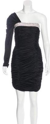 Robert Rodriguez Embellished Cocktail Dress w/ Tags