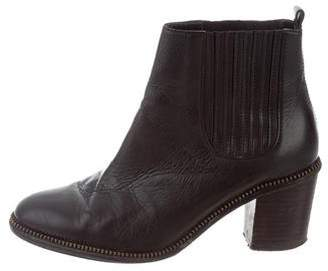 Opening Ceremony Brenda Round-Toe Booties