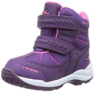 Viking Girls Toasty Gore-Tex® Outdoor Fitness Shoes Purple Violett (purple/pink 1609) Size: