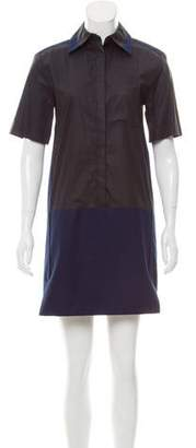 Paco Rabanne Short Sleeve Mini Dress w/ Tags