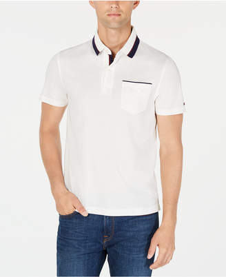 Tommy Hilfiger Men Combs Pocket Custom Fit Polo