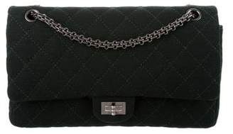 Chanel Jersey Reissue 226 Double Flap Bag