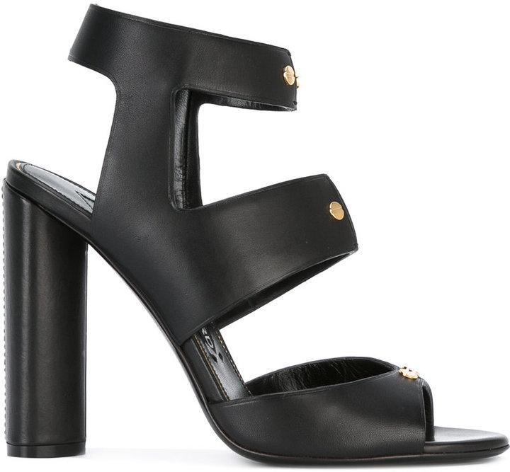 Tom Ford heeled gladiator sandals