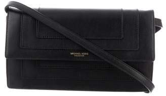 Michael Kors Leather Flap Bag
