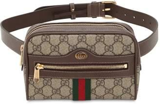 Gucci (グッチ) - GUCCI OPHIDIA GG SUPREME ベルトバッグ