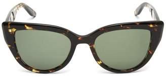 Barton Perreira Wahine Oversized Cat-Eye Sunglasses