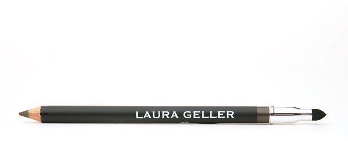 Laura Geller Powder Eye Liner Pencil, Gilded Green
