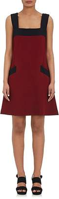 Lisa Perry WOMEN'S COLORBLOCKED PONTE COCKTAIL DRESS