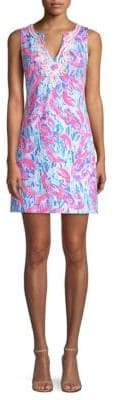 Lilly Pulitzer Harper Printed Shift Dres