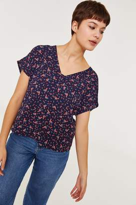 Ardene Floral Crepe Blouse
