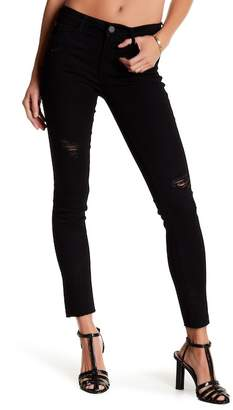 Articles of Society Sarah Cut Off Hem Skinny Jeans