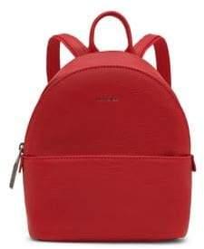 Matt & Nat Classic Logo Mini Backpack