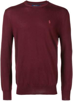 Polo Ralph Lauren classic fitted jumper
