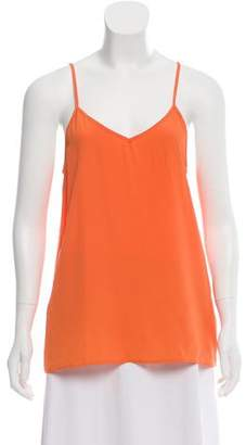 Paul Smith Sleeveless V-Neck Top w/ Tags
