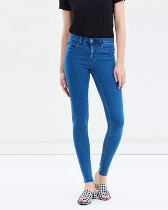 Only Rain Regular Skinny Fit Jeans