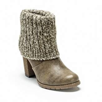 Muk Luks Women's Chris Brown Marl Winter Boot