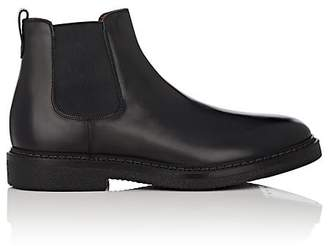 Franceschetti Men's Leather Chelsea Boots