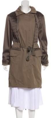 AllSaints Fife Parka Jacket