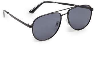 Le Specs Hard Knock Sunglasses