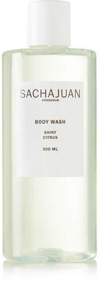 Sachajuan Body Wash - Shiny Citrus, 300ml