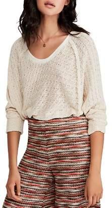 Free People Thien's Dolman-Sleeve Sweater