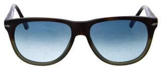 Persol Gradient Square Sunglasses