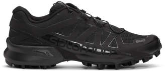 Salomon Black S/Lab Speedcross LTD Sneakers