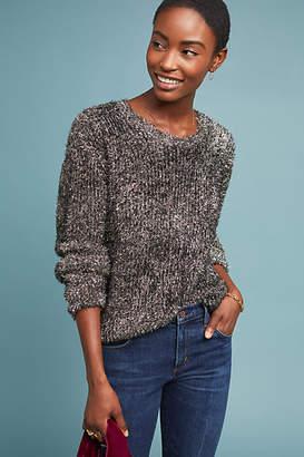 Moth Eclat Eyelash Sweater