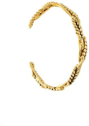 Aurelie Bidermann 'Wheat' open bracelet