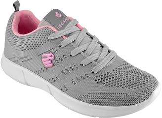 Gray Run 1 Sneaker - Women $40 thestylecure.com