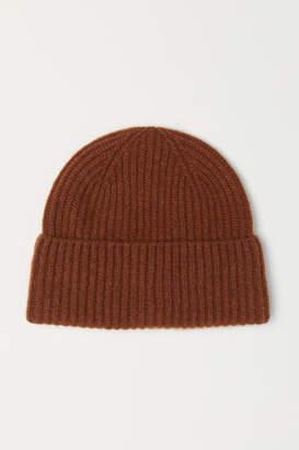 H&M Cashmere-blend Hat - Beige