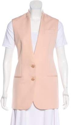 Stella McCartney Button-Up Wool Vest