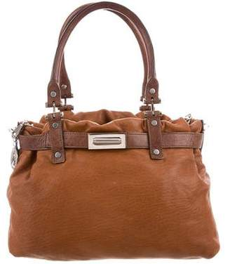 Lanvin Leather Kentucky Satchel