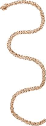 Lucifer Vir Honestus Micro Rose Gold Chain Necklace
