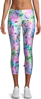 Terez Perfect Pastels Capri Performance Leggings