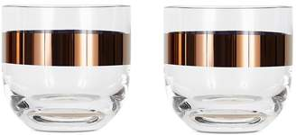 Tom Dixon Tank whisky glass set