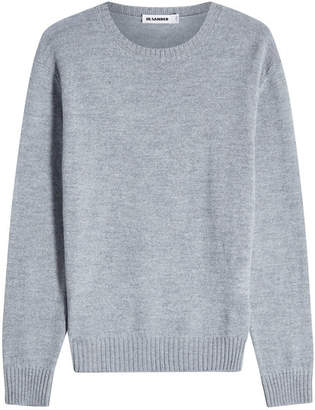 Jil Sander Fleece Wool Pullover