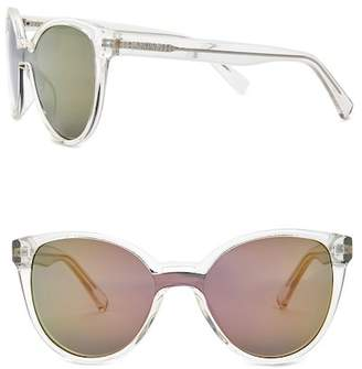 Kenneth Cole Reaction Women Acetate Square Sunglasses