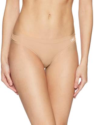 2xist Women's Sport Micro Mesh Thong Underwear
