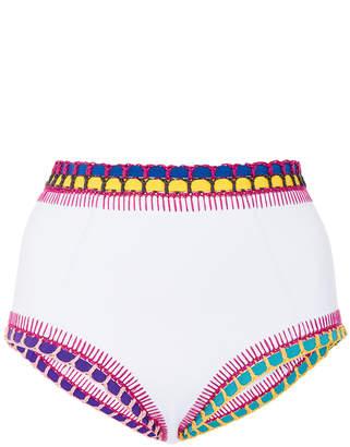 Kiini Flor High Waisted Bikini Bottom