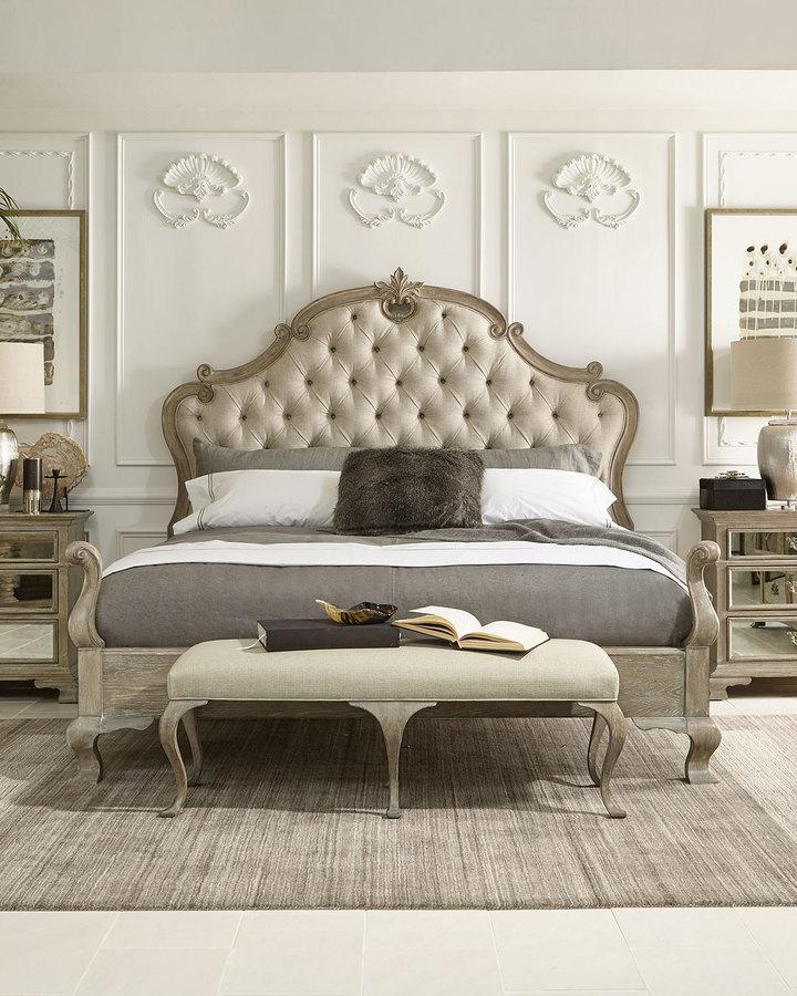 BernhardtBernhardt Ventura Tufted King Bed