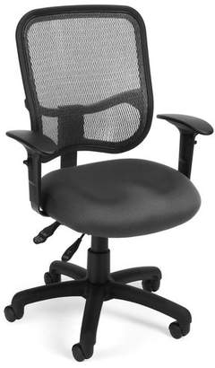 OFM Ergonomic Mid-Back Mesh Desk Chair Upholstery