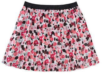 Kate Spade Pleated Floral Skirt
