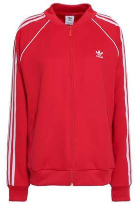 adidas Stretch-Jersey Sweatshirt