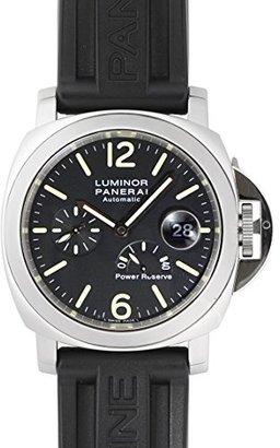 Panerai [パネライ 腕時計 ルミノールパワーリザーブ 44mm PAM00090 H番 SS/ラバー メンズ [中古品]