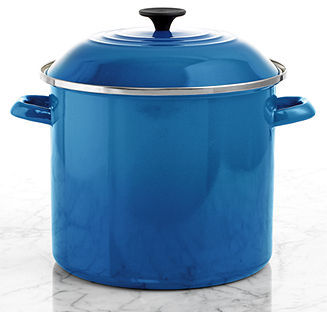 Le Creuset Enameled Steel 12. Qt. Covered Stockpot