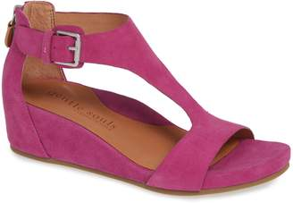 Kenneth Cole Gentle Souls by Gisele Wedge Sandal