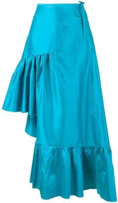 Marques Almeida Marques'almeida tiered asymmetric skirt