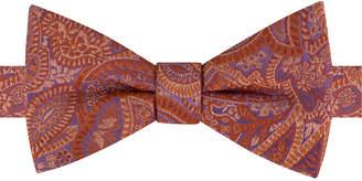 STAFFORD Stafford Paisley Bow Tie